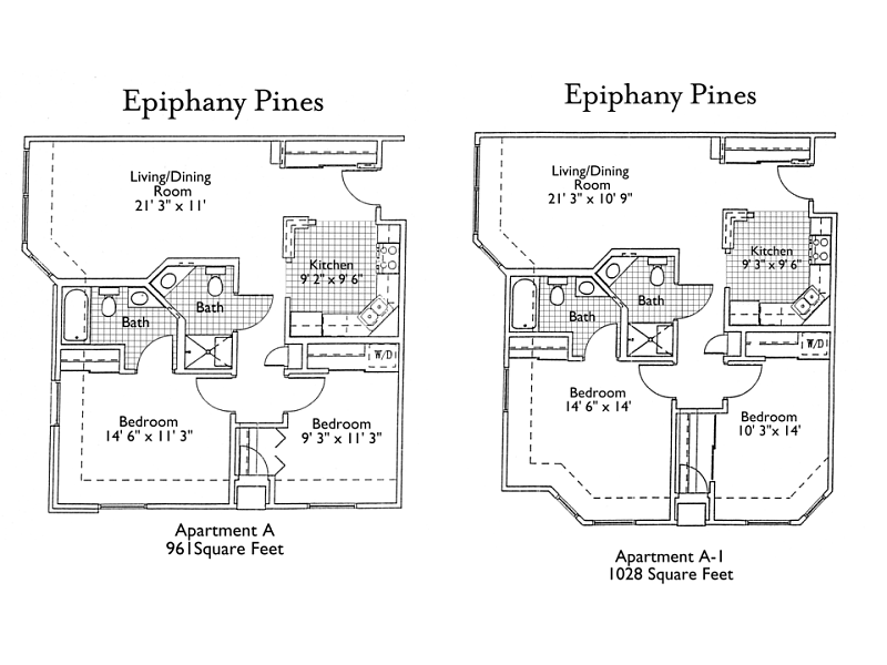 Assisted Living Facility Floor Plans: Senior Living Facility Senior Living Housing Floor Plans