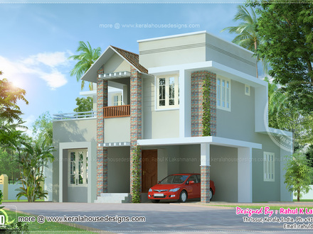 Small House Floor Plans and Designs Small Villa House Plans