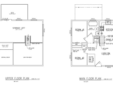 Small House Floor Plans with Loft Small Cottage House Plans
