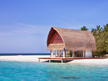 Small House On the Beach Small House Plans