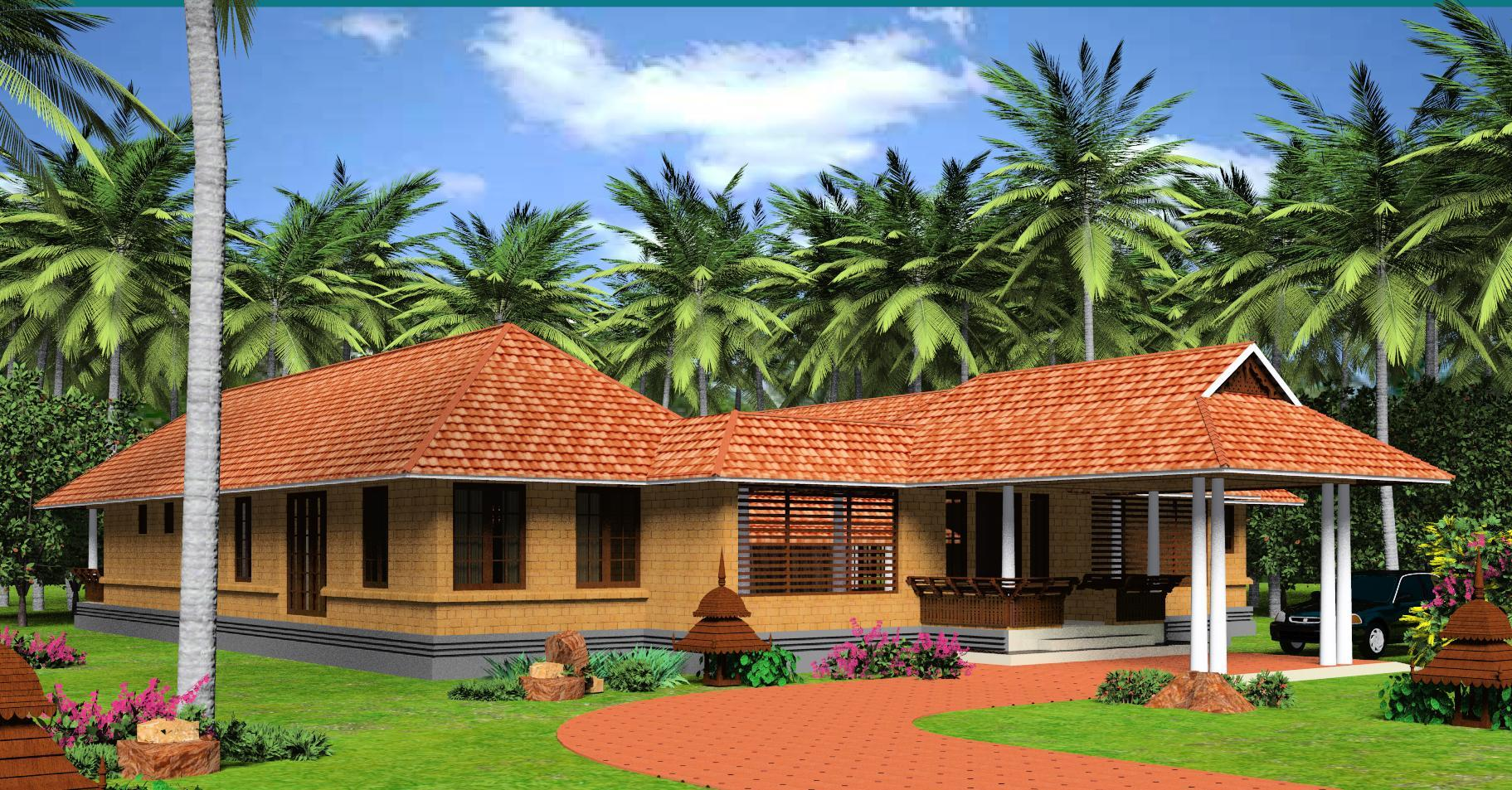 Home in kerala pictures