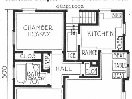 Small House Plans Under 1000 Sq FT 3D Small House Plans