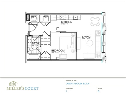 Small House Plans with Open Floor Plan Small Open Floor Plan