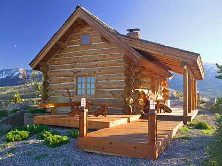 Small Log Cabin Plans Small Log Cabin Homes Plans