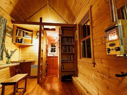 Tiny House Plans 3-Bedroom Tiny House Interior Plans