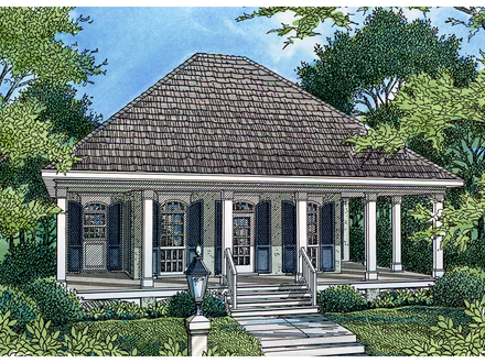 Tiny Romantic Cottage House Plan Country Cottage House Plans with Porches