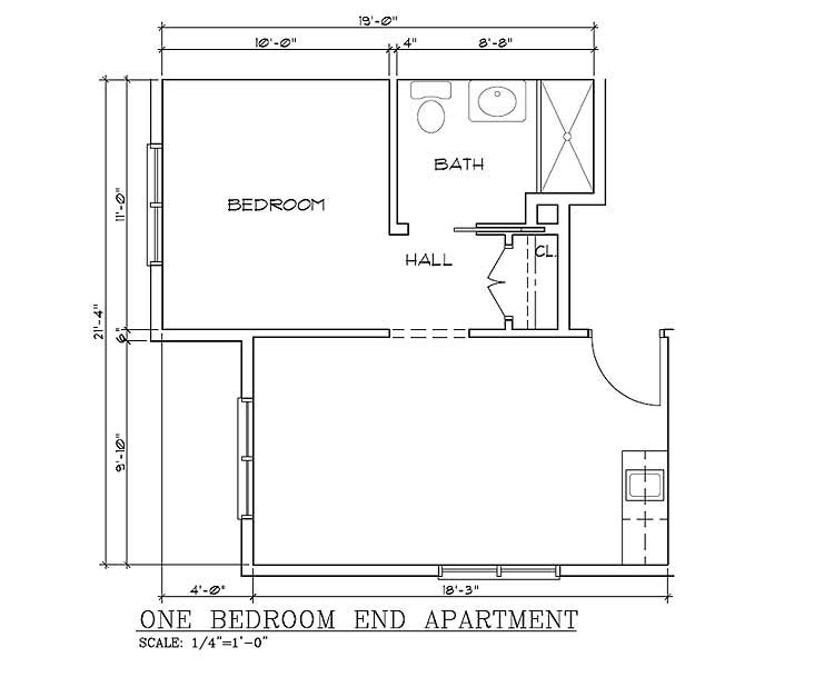 1 bedroom cabins designs 1 bedroom cabin floor plans 4 for 4 bedroom log cabin kits