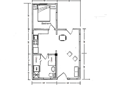 Simple house plans designs simple modern house plan for 20x20 cabin plans