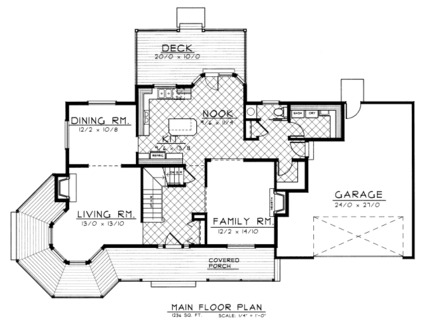 1100 Square Feet House Plans Floor Plans 1100 Square Feet