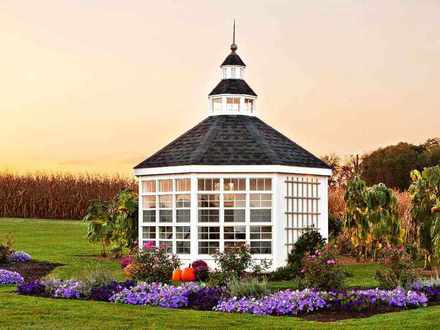 12 X 12 Octagon Garden Shed Greenhouse 12 X 12 Pillows
