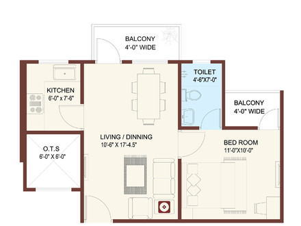 1200 Sq Ft House Floor Plans Ranch Style House Plans 1200 Sq FT Open Floor Plan With