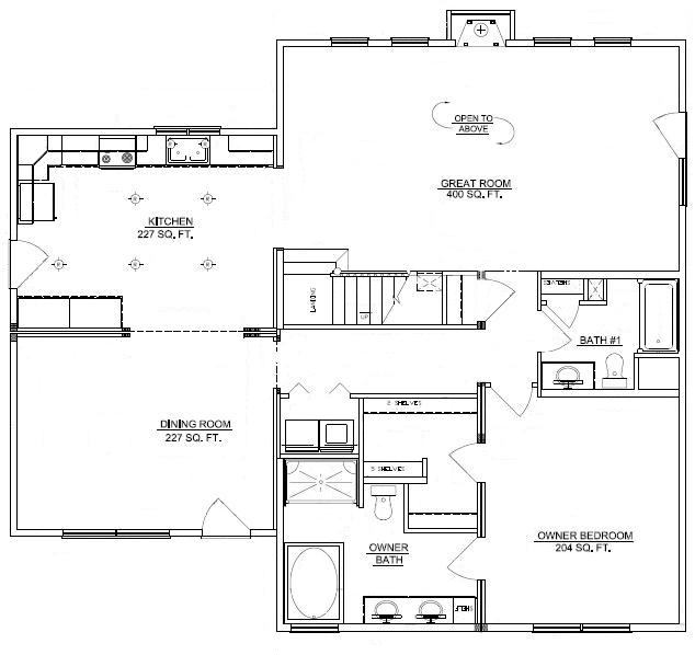 3 bedroom log cabin floor plans 3 bedroom double wide for 3 bedroom log cabin plans