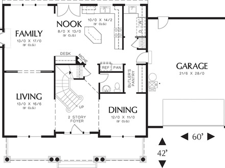 2500 sq ft house plans 2500 sq ft home 3 bedroom floor for 2500 to 3000 sq ft homes