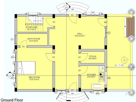 14 x 40 floor plans 30 40 house floor plans 30 40 site for 30 x 40 metal building house plans