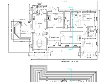 Irish cottage house plans english cottage house plans for 4 bedroom house plans ireland