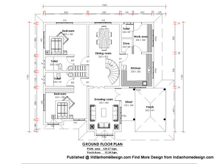 4 Bedroom House Plans Free 4 Bedroom House Plans Kerala Style