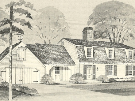 Antique Home Vintage House Plans Vintage Antiques and Collectibles