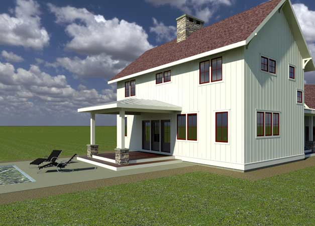 Award winning small modern house plans award winning books for Small house design books