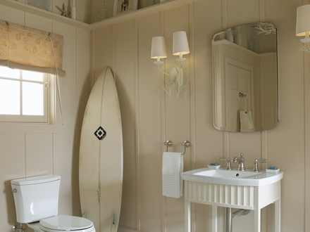 Beach Themed Bathroom Modern Beach Theme Bathroom