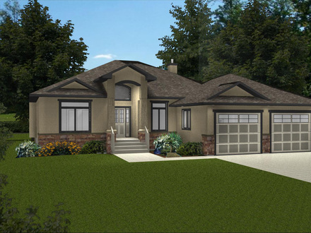 Bungalow Floor Plans with Basement Small Bungalow House Plans