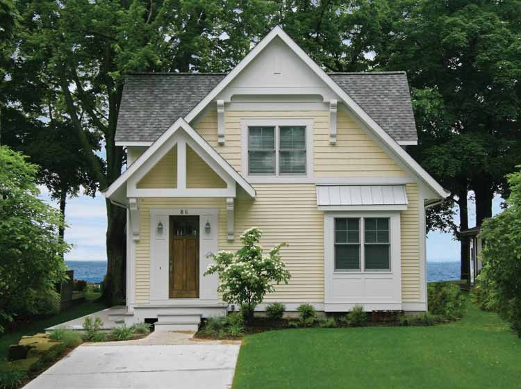 Cape Cod Style Homes Cottage Style Homes House Plans