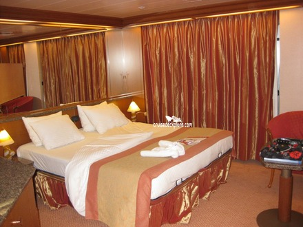 Carnival Glory Balcony Stateroom Best Cabins On Carnival