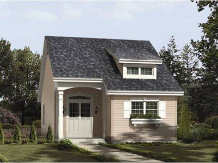 Cottage House Plans with Garage Cottage House Plans with Walkout Basement