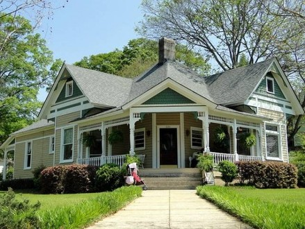 Cottage Style Homes Exteriors White Cottage Style Homes
