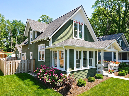 Cottage style home decorating cottage style prefab homes for Modular homes cottage style