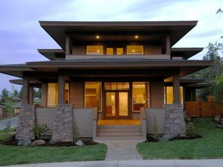Craftsman Bungalow Style Homes Craftsman Style Home Modern House Plan