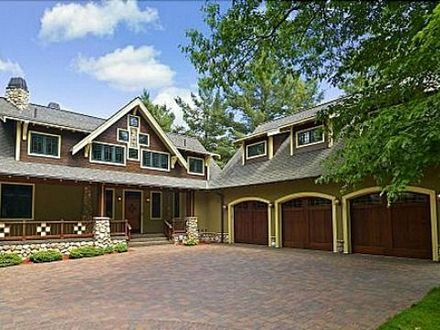 Craftsman Style Bungalow Home Plans Lake House Craftsman Style Homes