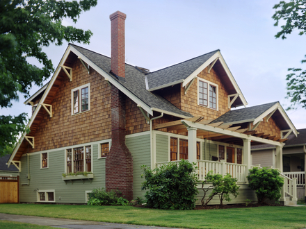 Craftsman Style Exterior Doors Craftsman Style Exterior and House