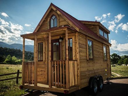 Elm Tiny House Tumbleweed Tiny Barn House Plans