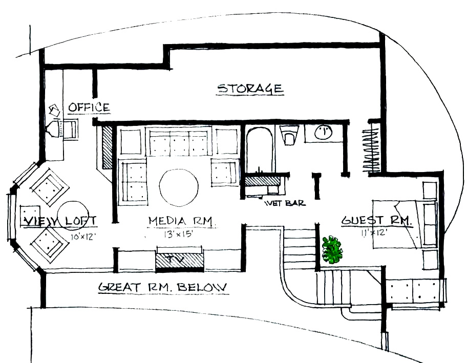 Energy efficient house floor plans energy efficient for Energy efficient house plans