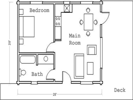 Guest House Floor Plan Small Guest House Floor Plans
