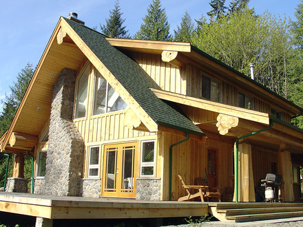 Hybrid Post and Beam Homes Post and Beam Homes