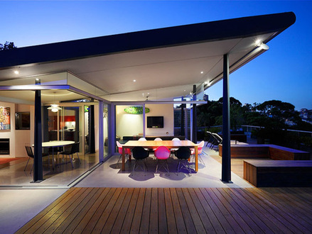 Indoor Outdoor House Designs Luxurious Trees Indoors