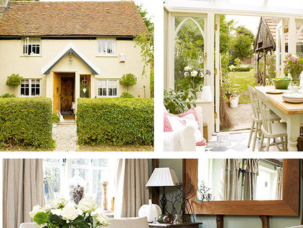 Interior Design English Country Cottages English Cottage Style Interiors