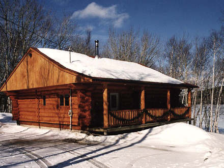 Log Home Plans with Porch Open Floor Plans Log Home with Plans