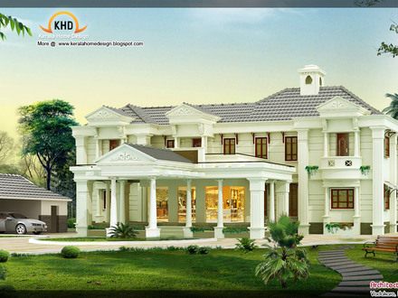 Luxury Bungalows Plans