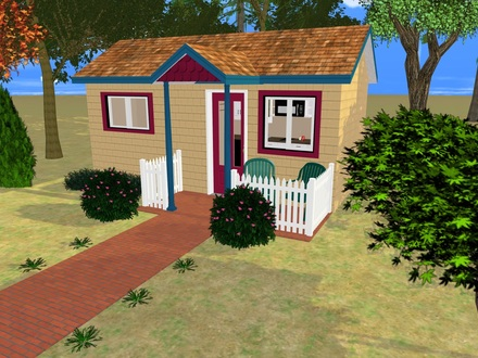 Micro Houses Under 600 Sq FT 200 Sq FT Tiny House Floor Plans