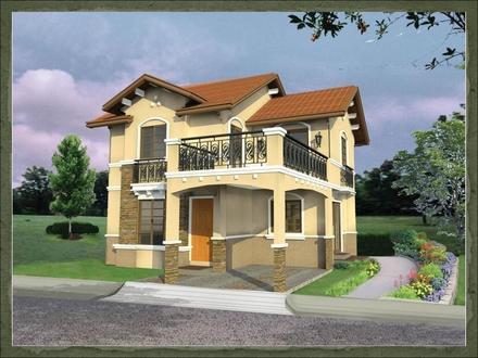 Modern House Plans Designs Philippines Ultra-Modern Small House Plans
