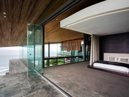 Modern Houses Inside and Out Modern House in South Africa
