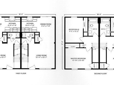 Bed bath 20 coupon printable beds 2 baths 1300 sq ft plan for Manufactured home plans with garage