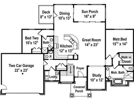 6d5c00b0abeb51e6 Open Floor Plan House Designs Single Story Open Floor Plans