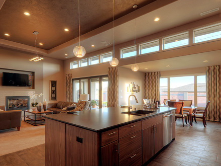 Open Kitchen and Living Room Kitchen Ideas Open Floor Plans