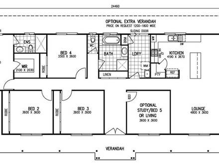 5 bedroom house floor plans for 5 bedroom luxury house plans
