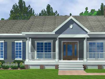 Simple Modern House Designs Simple Country House Designs