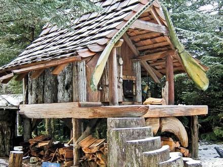 Small Cabins Tiny Houses Lowe\'s Tiny Houses