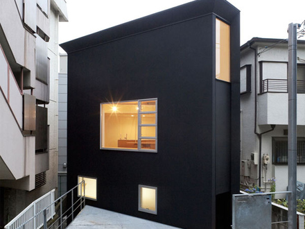 Small Contemporary Japanese House Small Japanese House